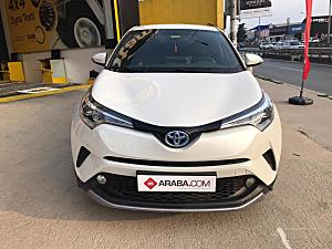 2017 Model 2. El Toyota C-HR 1.8 Hybrid Diamond - 98000 KM