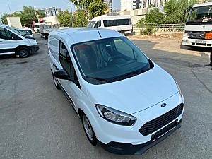 FORD TOURNEO COURIER 1.5 TREND 75 HP PANEL VAN  SIFIR