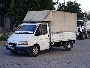 1997 FORD TRANSIT UZUN SASE KAMYONET