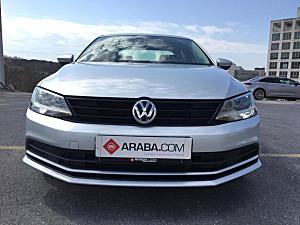 2014 Model 2. El Volkswagen Jetta 1.2 TSi Trendline - 81000 KM