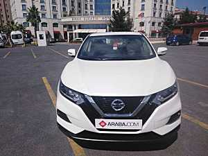 2020 Model 0 km Nissan Qashqai 1.5 DCI Visia - 0 KM