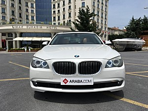 2012 Model 2. El BMW 7 Serisi 740d xDrive Exclusive - 128707 KM