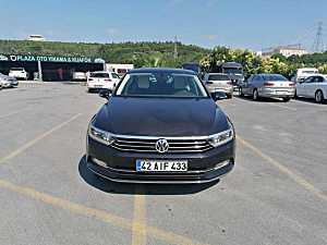 2017 Volkswagen Passat 1.6 TDi BlueMotion Highline - 113500 KM