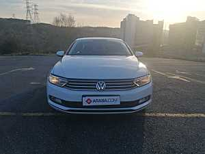 2015 Model 2. El Volkswagen Passat 1.6 TDi BlueMotion Trendline - 165500 KM