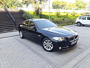 MEMİŞ OTOMOTİV DEN HATASIZ BOYASIZ BMW 520İ PREMİUM HAYALET GÖSTERGE VAKUMLU-KAP