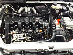 2003 1.5 DIZEL - SORUNSUZ MOTOR - MUAYENE YENI - SIFIR LASTIK - CITROEN SAXO