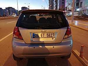 CHEVROLET AVEO 1.2 BENZİN LPG KLİMALI  2006 MODEL