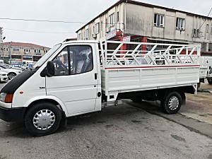 1998 MODEL 190LIK TAKVİYELİ ŞASE KAMYONET