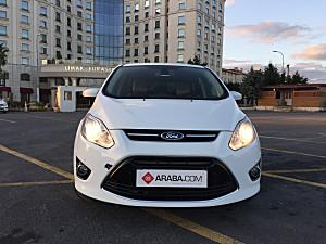 2012 Model 2. El Ford C-Max 1.6 TDCi Titanium - 94200 KM