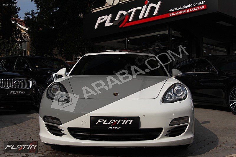 2012 PORSCHE PANAMERA 3.0 D TİPTRONİC SOĞUTMA M.MEDYA  Porsche Panamera Panamera Diesel
