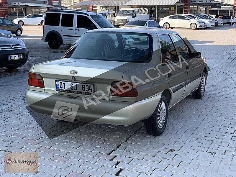 1996 ford 16 cl escort  99000 km  Şampanya  adana