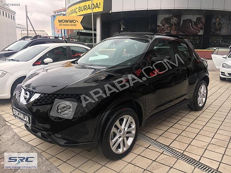 2 el 2017 model siyah nissan juke 127 950 tl tasit com
