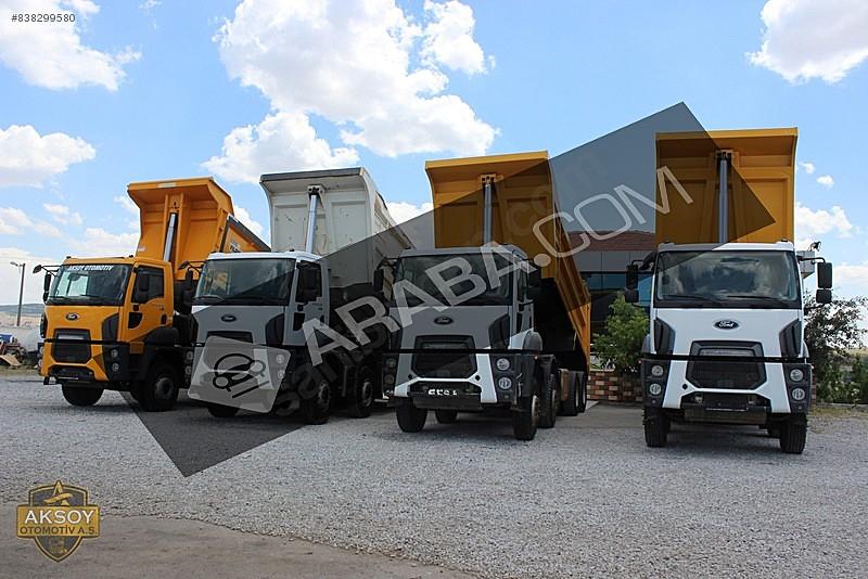 2 el 2017 model beyaz ford otosan cargo 388 500 tl tasit com