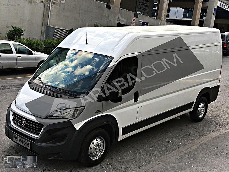 2 el 2015 model beyaz fiat ducato 136 750 tl tasit com