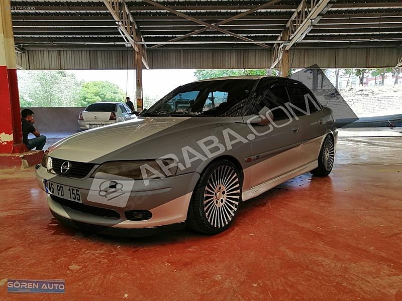 2 el 2001 model gumus gri opel vectra 45 500 tl tasit com