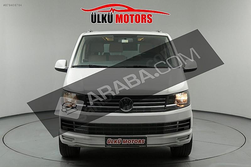 2 el 2018 model beyaz volkswagen transporter 235 500 tl tasit com