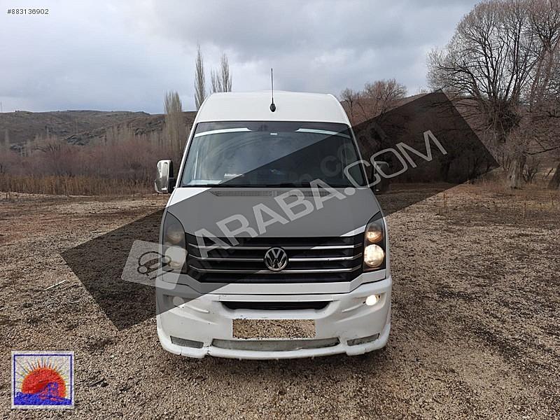 2 el 2015 model beyaz volkswagen crafter 187 555 tl tasit com