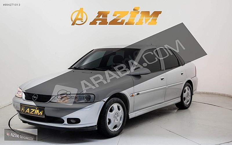2 el 2000 model gumus gri opel vectra 48 750 tl tasit com