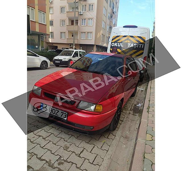 2 el 1999 model kirmizi seat cordoba 47 000 tl tasit com