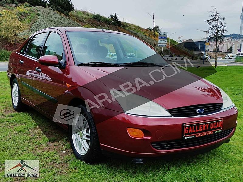2 el 2000 model kirmizi ford focus 89 950 tl tasit com