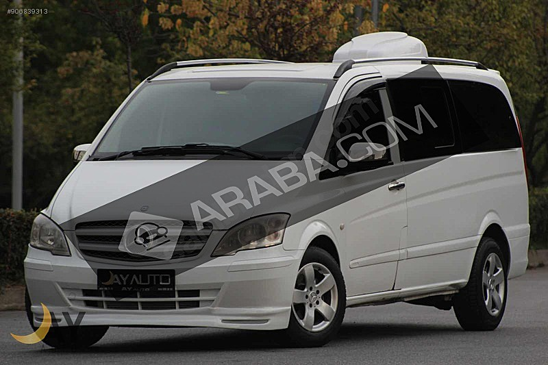 2 el 2013 model beyaz mercedes vito 112 500 tl tasit com