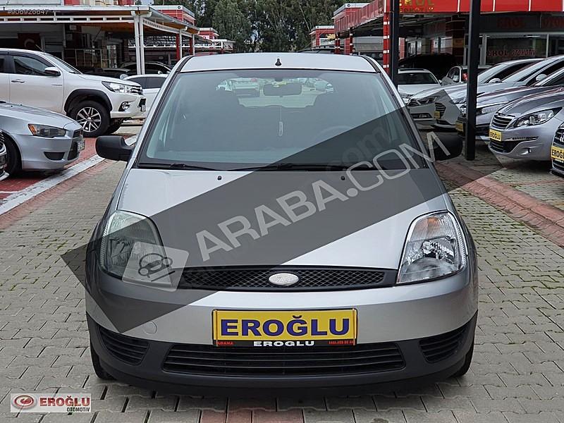 2 el 2005 model gumus gri ford fiesta 82 000 tl tasit com