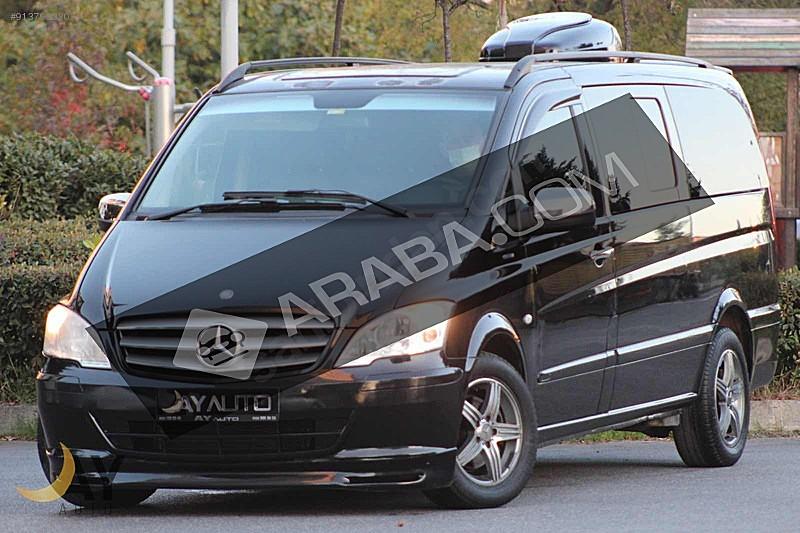 2 el 2012 model siyah mercedes vito 176 500 tl tasit com