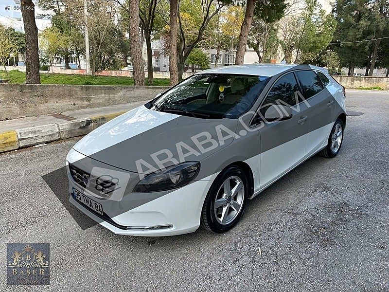 2 el 2015 model beyaz volvo v40 217 500 tl tasit com