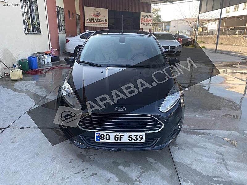 2 el 2013 model siyah ford fiesta 98 000 tl tasit com